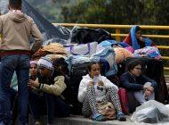 Ecuador evalúa imponer visa humanitaria para restringir el ingreso de migrantes venezolanos