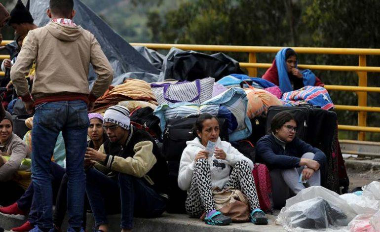 Alrededor de 5 mil 400 venezolanos entraron en un día a Perú