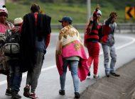 Al menos 100 colombianos tramitaron el carnet migratorio