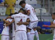 ¡Gracias! La Vinotinto clasificó a los cuartos de final, tras vencer a Bolivia 3 goles a uno