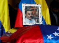 Viuda de Fernando Albán clama a la comunidad internacional que hagan hasta lo imposible por hacer justicia