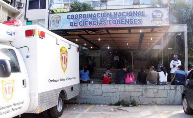 Paso hacia la morgue de Bello Monte permanece restringido por funcionarios de la PNB