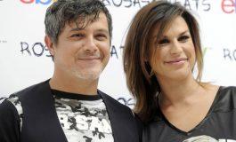 Alejandro Sanz anunció su separación con Raquel Perera