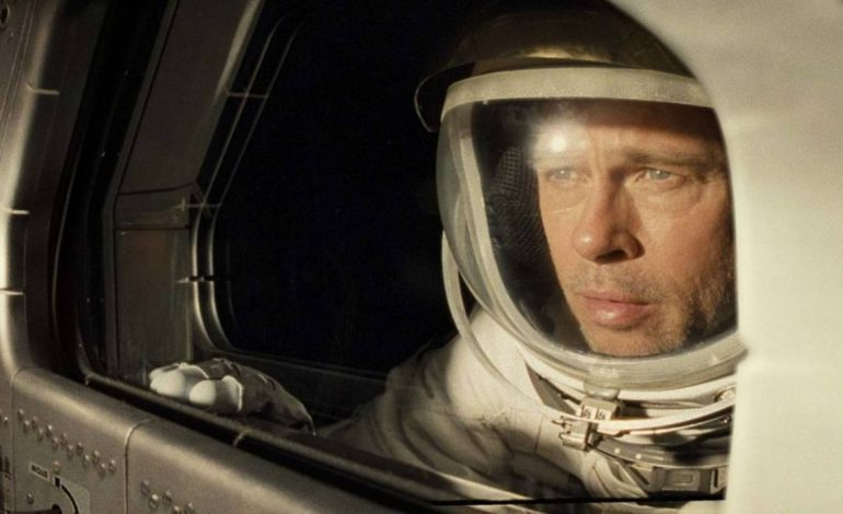 Brad Pitt viaja al espacio en Ad Astra