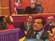 """¡Culpable! Joaquín """"El Chapo"""" Guzmán es sentenciado a cadena perpetua más 30 años de prisión"""