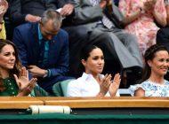 Las duquesas asistieron a la final de Wimbledon