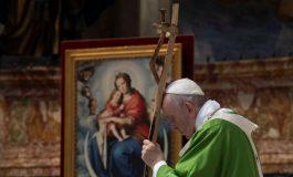 Papa Francisco pidió llegar a un acuerdo para acabar con el sufrimiento en Venezuela