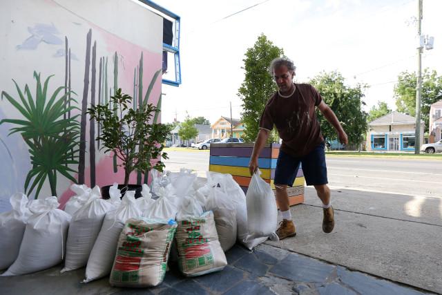 Gobierno de EEUU declara estado de emergencia en Luisiana por tormenta Barry