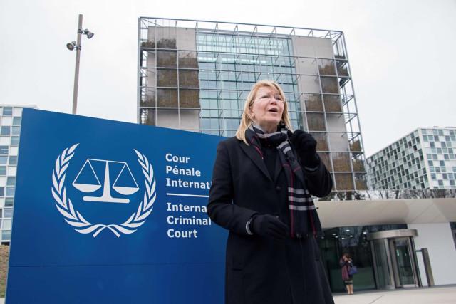 Luisa Ortega presentó ante la CPI el informe de Bachelet para ampliar expediente sobre Venezuela