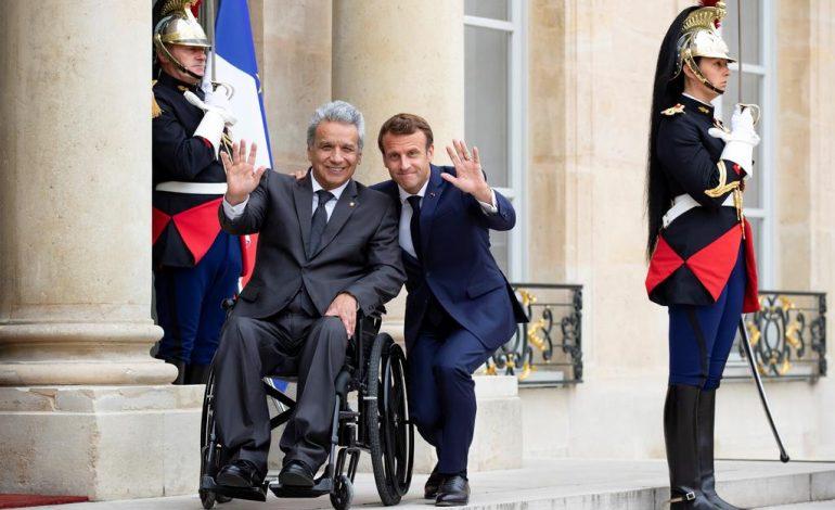 Francia y Ecuador unen fuerzas en la lucha contra el madurismo