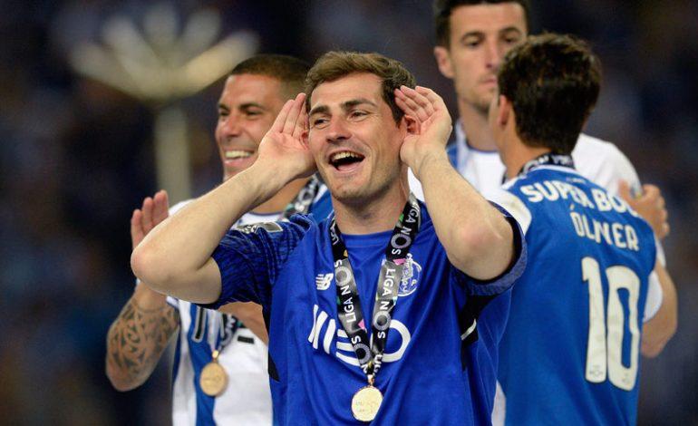 Iker Casillas formará parte del staff del Porto durante su recuperación