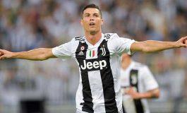 Cristiano Ronaldo será titular en el Parma-Juventus
