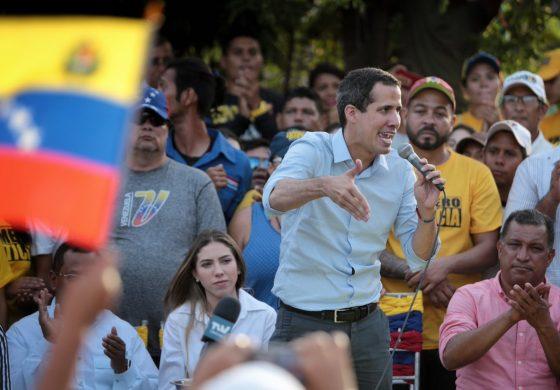 Guaidó visitará este sábado el estado Carabobo