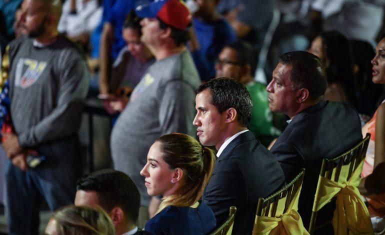 """Guaidó catalogó de """"desastre"""" posible adelanto de elecciones parlamentarias"""