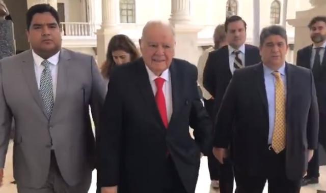 Asesor especial de la UE llegó a la Asamblea Nacional para reunirse con Juan Guaidó