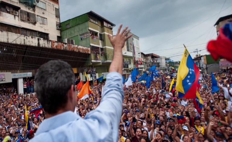 El mensaje del Presidente Juan Guaidó a los jóvenes que piensan irse de Venezuela