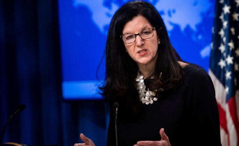 Subsecretaria de EEUU afirmó que hay que restaurar democracia en Venezuela