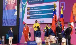 Keydomar Vallenilla ganó la segunda de bronce para Venezuela