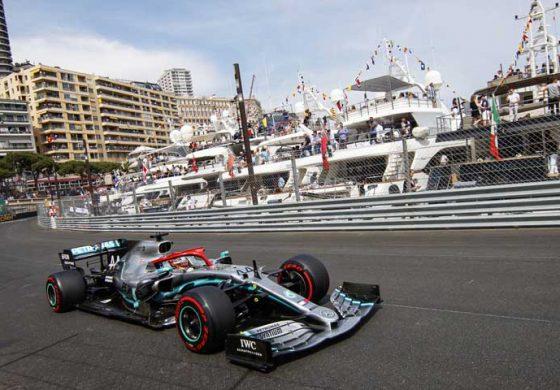 Hamilton se llevó el Gran Premio de Gran Bretaña