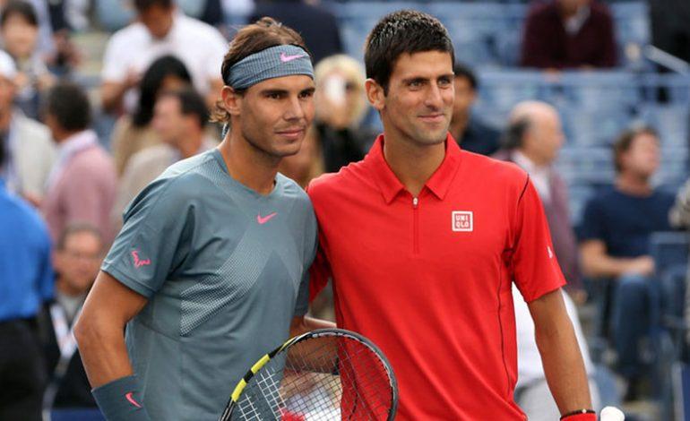 Djokovic afirmó que Federer y Nadal son su inspiración para mantener su nivel