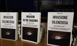 """""""Invación Silenciosa"""", el nuevo libro del periodista Raul Alberto Díaz"""