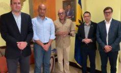 Delegación del régimen de Maduro llegó a Barbados para continuar proceso de negociación