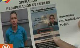 Familiares de escoltas de Guaidó designan abogados defensores y esperan la audiencia de presentación