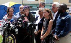 Delegación de congresistas demócratas inspeccionó centro de detención de niños migrantes en Homestead