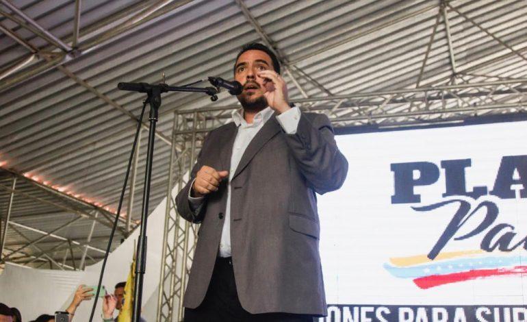 Stalin González: nuestro único objetivo es acabar con el sufrimiento de los venezolanos