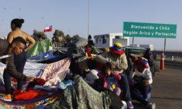 ONU reveló que el 14 % de los migrantes venezolanos recurrió a la mendicidad