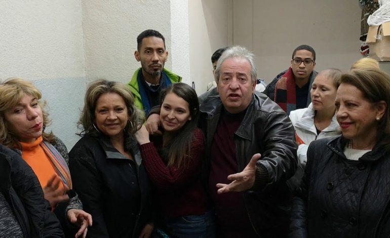 La Casa de Venezuela sirve como refugio a los exiliados en Madrid