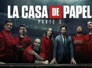 La tercera temporada de La Casa de Papel se estrenará este viernes en Netflix