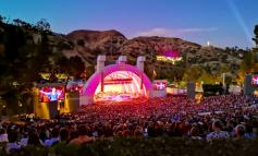 Natalia Lafourcade y Gustavo Dudamel regalaron una noche latina a Los Ángeles
