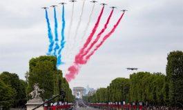 Francia da a su fiesta nacional una dimensión europea