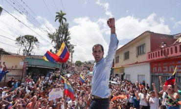 Guaidó desde Boconó: en todos los espacios en los que estamos, la agenda es la misma