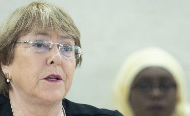 Informe de Bachelet instó a tomar medidas para detener las violaciones de Derechos Humanos en Venezuela