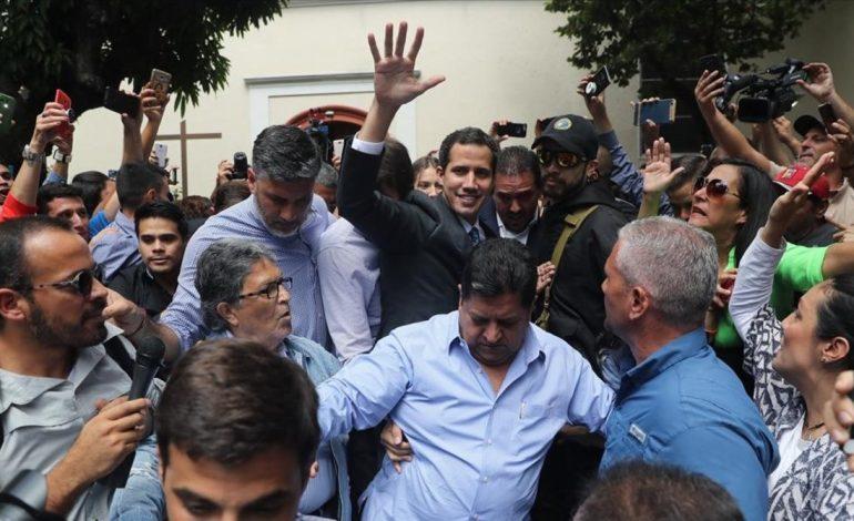 Régimen de Maduro secuestró a dos miembros del equipo de seguridad del Presidente Guaidó en Caracas