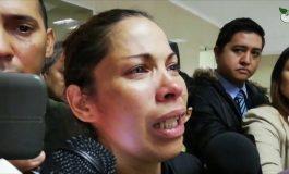 Madre de Rufo Chacón: Mi hijo está triste, pero tiene fe en que volverá a ver