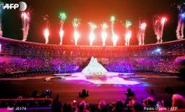 Con el orgullo en la cima, Perú inauguró los Juegos Panamericanos Lima 2019