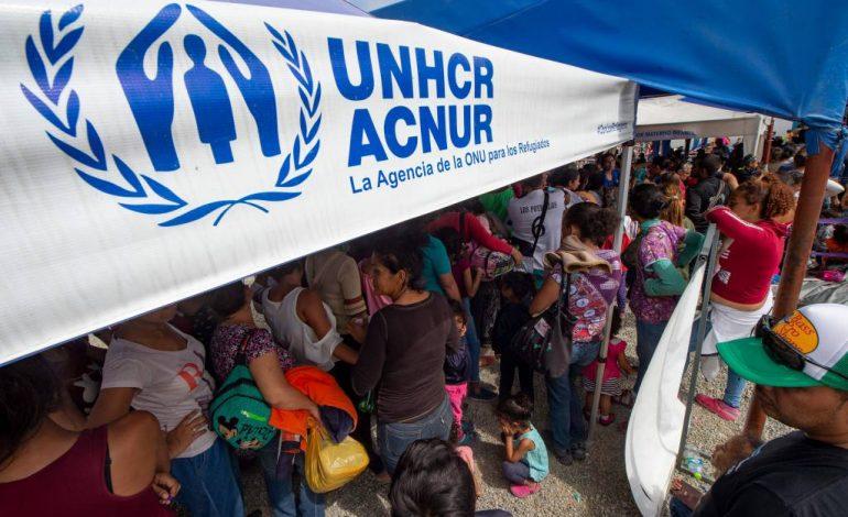 Acnur advierte que el COVID-19 y las temperaturas invernales agravan la situación de venezolanos