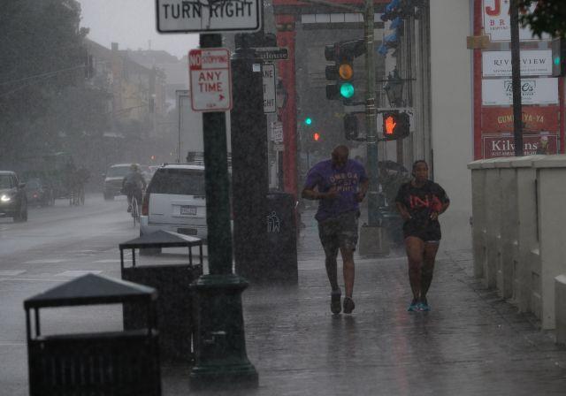 Barry se convierte en primer huracán de la temporada en la cuenca atlántica