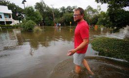 Barry avanza debilitado por Luisiana, pero persiste el riesgo inundaciones
