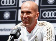 Zidane: Todos nos merecemos la crítica, yo el primero