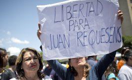 Exigen liberación de Juan Requesens tras un año de su detención arbitraria