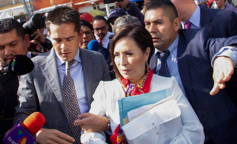 Arrestada Rosario Robles, una exministra del Gobierno de Peña Nieto