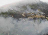 Fuerzas Armadas de Brasil inician trabajos contra incendio en Amazonía