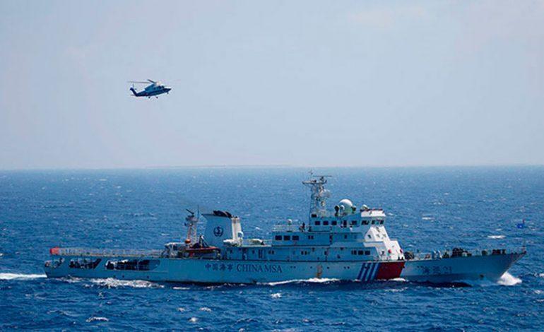 Filipinas presentó protesta diplomática ante China por disputa marítima