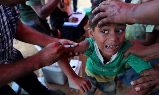 Casos de sarampión en el mundo se han triplicado