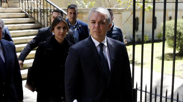 Duque aseguró que paro nacional está basado en mentiras para dividir a los colombianos