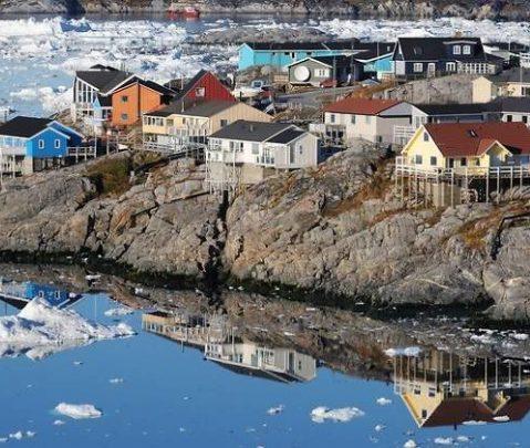 Groenlandia aclara que no está a la venta